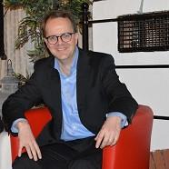 Markus Rinderspacher zu Gast beim Talk auf dem roten Stuhl in Bubenreuth