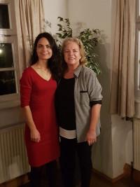 Laura Eydel und Alexandra Hiersemann