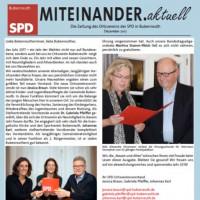 MITEINANDER.aktuell Ausgabe Dezember 2017