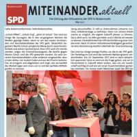 MITEINANDER.aktuell Ausgabe Mai 2017
